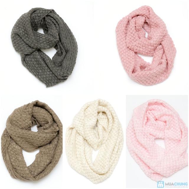 Combo 2 khăn ống len - 1