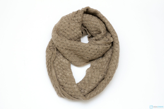Combo 2 khăn ống len - 6