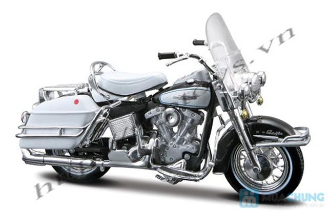 Mô hình xe máy Harley Davidson tỉ lệ 1:18 - Thật tới từng chi tiết - Chỉ với 115.000đ - 12