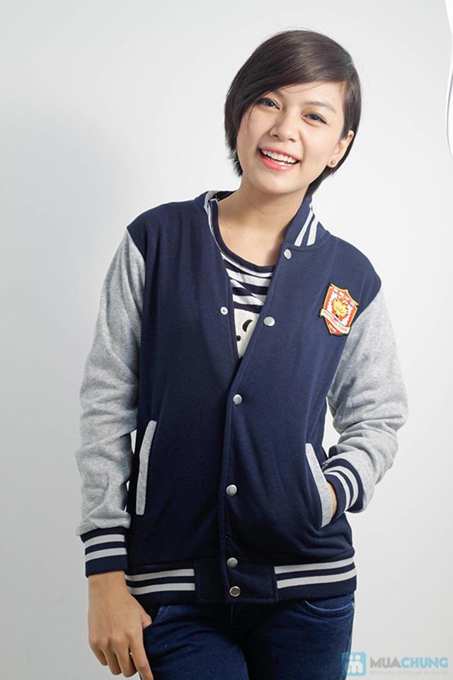 Áo khoác nữ bóng chày trẻ trung - Chỉ 107.000đ/ 01 áo - 8