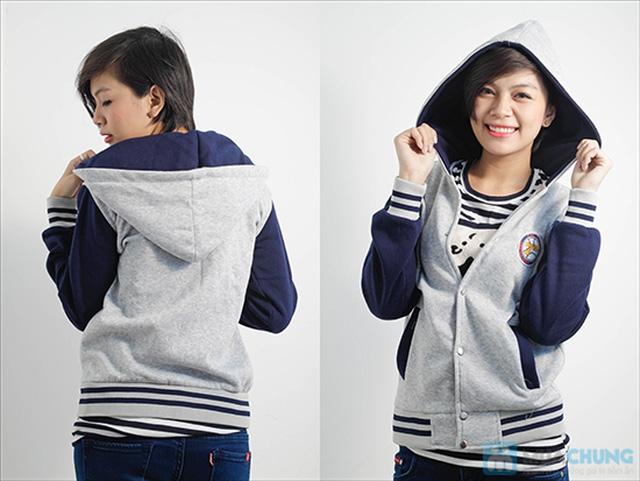 Áo khoác nữ bóng chày trẻ trung - Chỉ 107.000đ/ 01 áo - 3