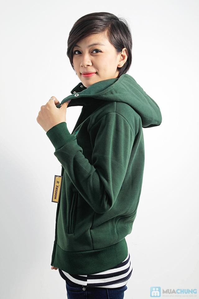 Áo khoác nữ 4 nút, chất liệu nỉ, chống nắng hiệu quả - Chỉ 99.000đ/ 1 chiếc - 3