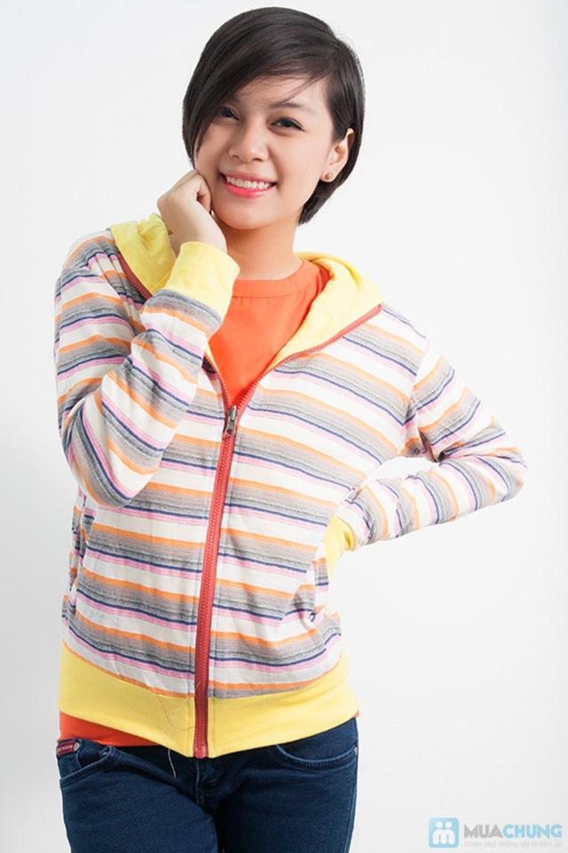 Áo khoác nữ 2 mặt - Chỉ 112.000đ/ 01 áo - 8