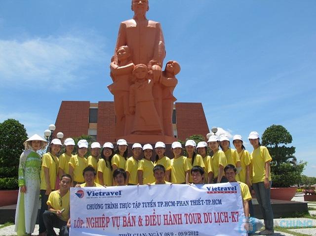 Khoá học Bán và Điều hành tour du lịch tại Trung tâm Dạy nghề Vietravel - Chỉ 80.000đ được phiếu 2.000.000đ - 1