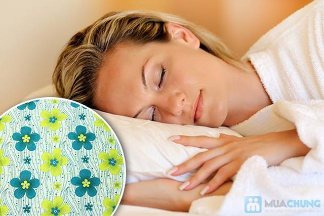 Giấc ngủ ấm áp với bộ Drap vải kate - Chỉ 250.000đ - 1