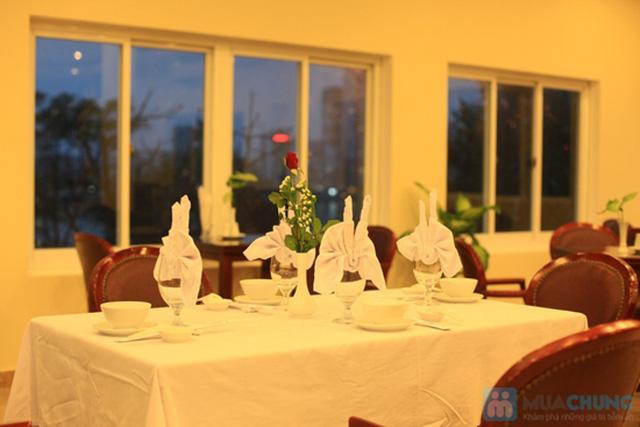 Khách sạn chuẩn 3* quốc tế Trendy, bên bờ Đông của sông Hàn thơ mộng. Phòng Superior cho 02 người kèm ăn sáng. Chỉ 400.000đ/đêm - 8