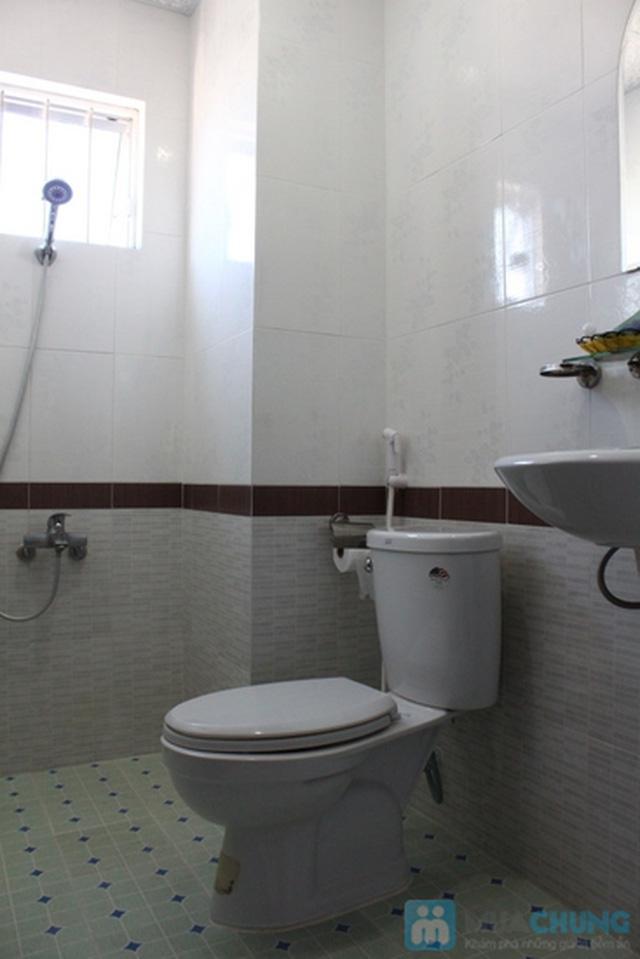 Khách sạn Ken - trung tâm thành phố biển Nha Trang. Phòng tiện nghi cho 02 người. Chỉ 350.000đ/02 đêm - 1