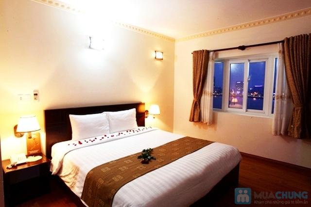Khách sạn chuẩn 3* quốc tế Trendy, bên bờ Đông của sông Hàn thơ mộng. Phòng Superior cho 02 người kèm ăn sáng. Chỉ 400.000đ/đêm - 3