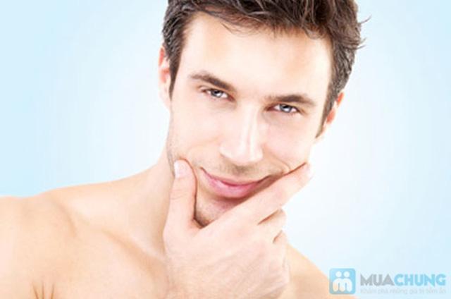 Chăm sóc da mặt cho quý ông - Chỉ với 150.000đ - 1