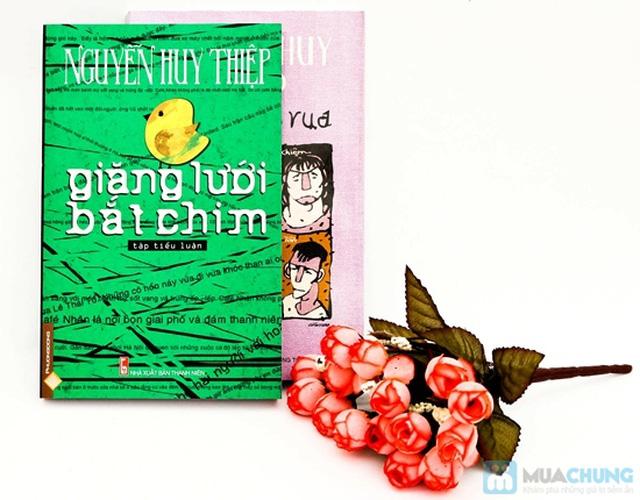 Các tác phẩm tiêu biểu của Nguyễn Huy Thiệp. Chỉ với 77.000đ - 2