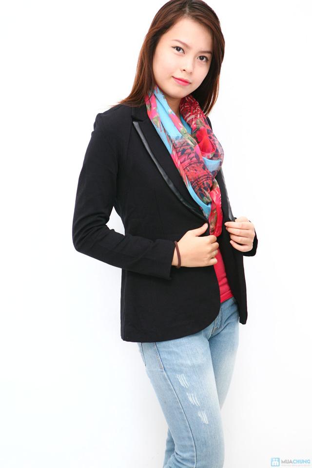 Áo vest nữ hàng Việt Nam dầy dặn - Chỉ với 170.000đ - 2