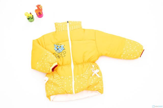 Áo phao ấm áp và xinh xắn dành cho bé gái - Chỉ với 113.000đ - 9