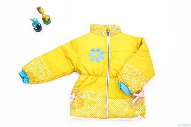 Áo phao ấm áp và xinh xắn dành cho bé gái - Chỉ với 113.000đ - 8