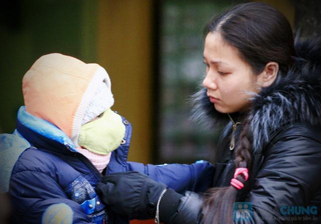 Áo phao 3 lớp cho bé trai - cho mùa đông ấm áp - Chỉ 160.000đ - 12