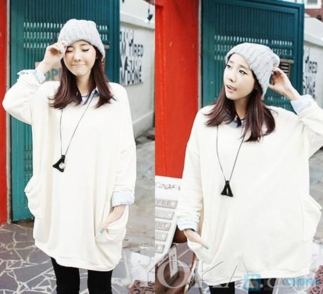 Mũ len bere thời trang cho bạn gái - Chỉ với 60.000đ - 7