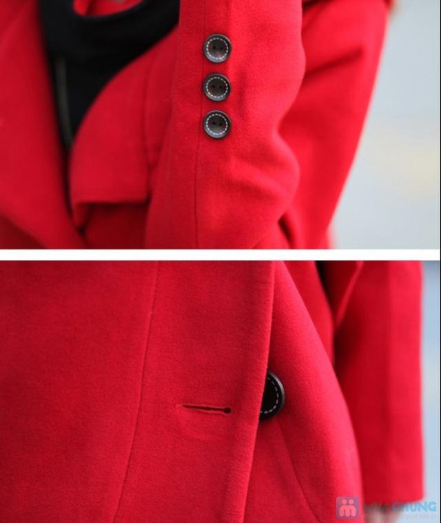 Áo khoác dạ dáng dài - cổ điển và sang trọng - chỉ 430.000đ - 9