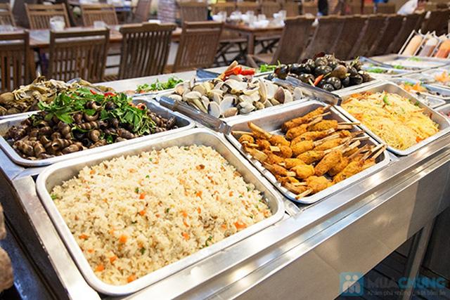 Buffet hải sản Happy Tôm - với hơn 70 món khác nhau - Chỉ với 329.000đ/ 01 người - 4