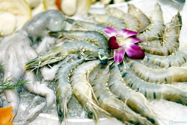 Nhà hàng Chef Dzung's - Buffet Nướng và Lẩu không khói hàng đầu tại Hà Nội - Chỉ 224.000đ/người - 5