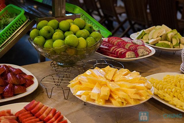 Buffet hải sản Happy Tôm - với hơn 70 món khác nhau - Chỉ với 329.000đ/ 01 người - 1