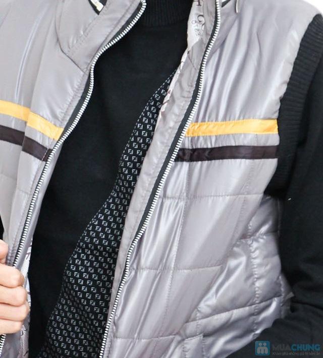 áo phao gile cho nam - 4