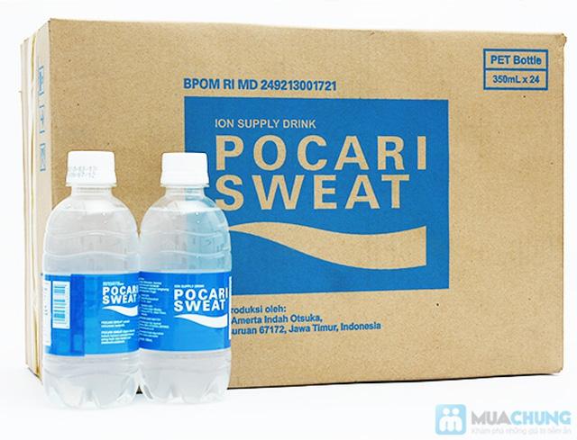Nước uống Pocari Sweat 350ml - Thùng 24 chai. Chỉ 192.000đ - 3