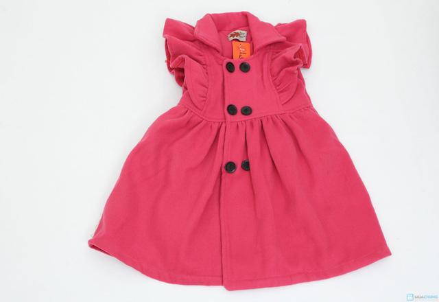 Váy dạ bé gái - Xinh xắn và đáng yêu - Ấm áp khi đông về - 3