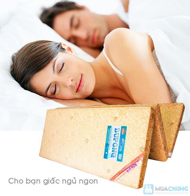 Nệm bông ép Hàn Quốc - Nâng niu giấc ngủ êm ái gia đình bạn - Chỉ với 1.340.000đ/ 01 chiếc - 7