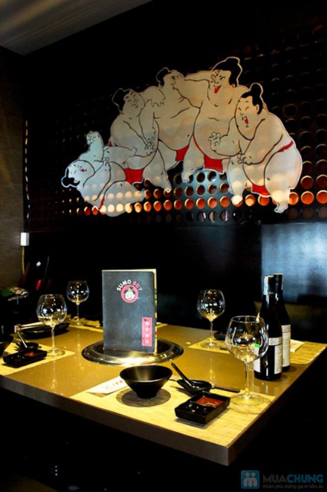Set menu nướng & lẩu Nhật Bản dành cho 2 người tại Sumo Boy - Chỉ 399.000đ - 19