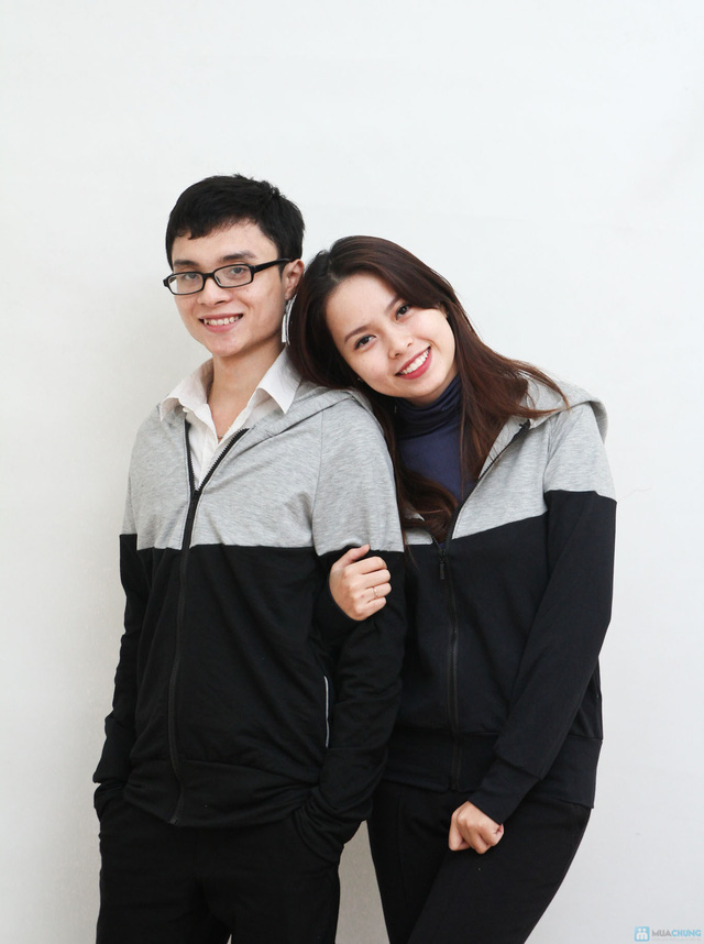 Mùa đông ngọt ngào với áo khoác đôi nam nữ - 11