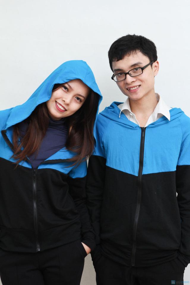 Mùa đông ngọt ngào với áo khoác đôi nam nữ - 1