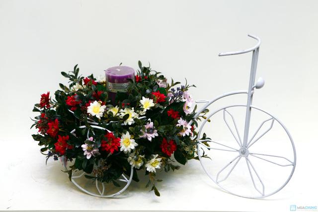 Tô điểm không gian sống của gia đình bạn với Hoa lụa nghệ thuật tại Hoa Decor - Hoa thay lời yêu thương - 11
