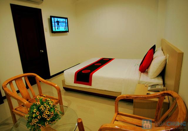 Khách sạn Lê Dương, cách biển Nha Trang 50m. Phòng Superior tiện nghi cho 2 người. Chỉ 299.000đ/đêm - 9
