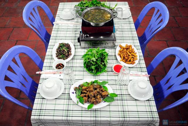 Set ăn Vịt cỏ Vân Đình tại Nhà hàng gà tươi Minh Thắng - Chỉ 264.000đ - 7