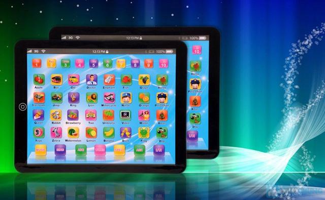 iPad thông minh cho bé - - Vừa học vừa chơi, rèn luyện trí tuệ theo phương pháp trực quan - 3