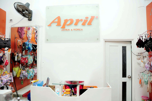 Voucher mua sắm nội y tại April Shop - 10