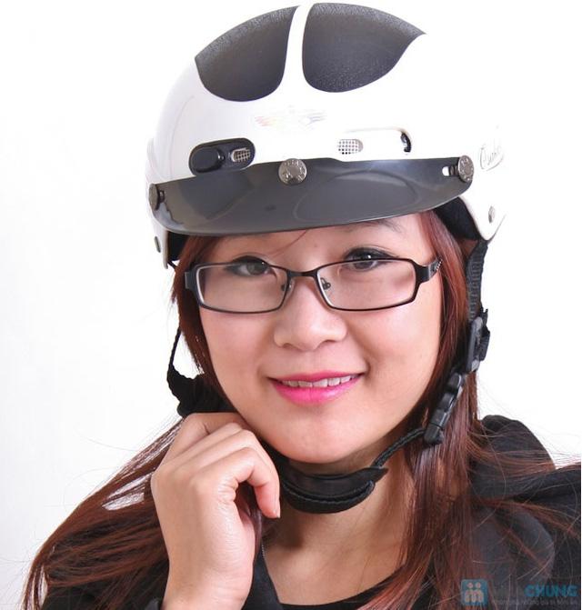 Mũ bảo hiểm Osakar - 3