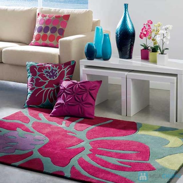 Voucher mua thảm trải sàn kích thước 1,8m x 2,3m - Chỉ với 100.000đ được phiếu trị giá 800.000đ - 23