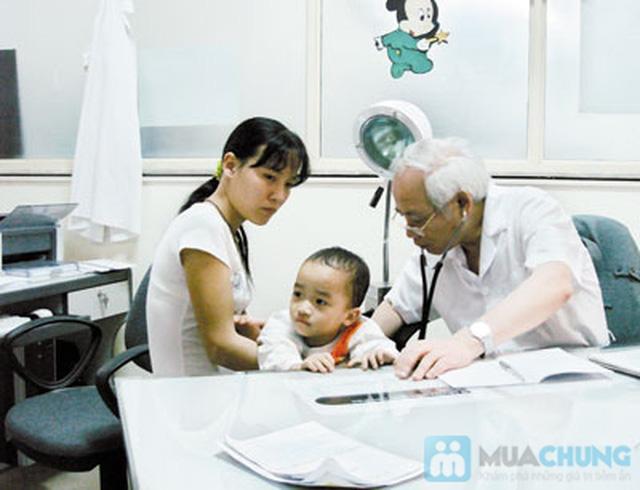 Gói khám nhi tổng quát 10 hạng mục quan trọng tại Phòng khám đa khoa Việt Hàn - Chỉ với 250.000đ - 13