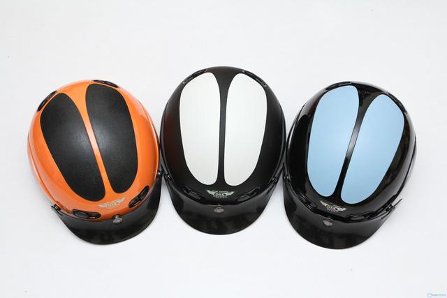 Mũ bảo hiểm Osakar - 1