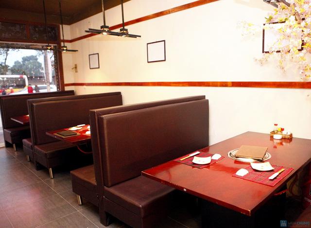 Buffet Nhật nhà hàng KOTO - 7