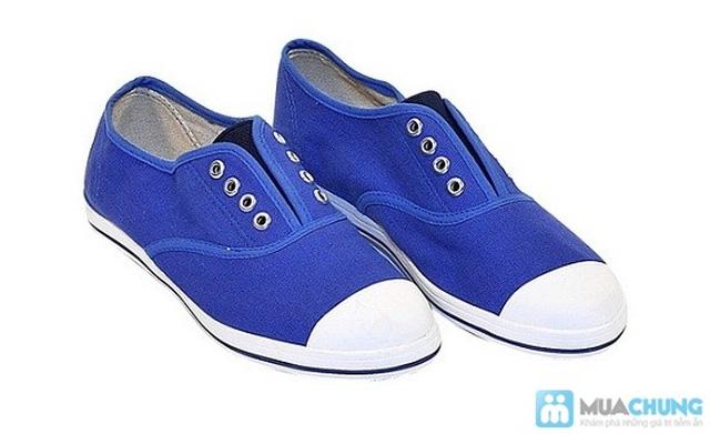 Giày nữ Aqua - Kiểu dáng Oxford 8 lỗ cá tính, không cần cột dây (size 35, 41) - Chỉ 152.000đ/đôi - 1