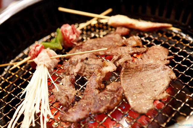 Buffet Nhật nhà hàng KOTO - 16