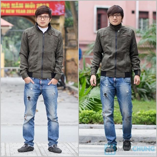 Voucher mua áo khoác, áo vest nam cá tính - 6