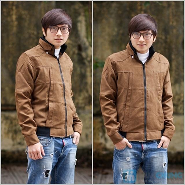 Voucher mua áo khoác, áo vest nam cá tính - 2