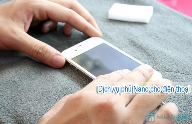 Dịch vụ Phủ Nano chống trầy xước, thấm nước cho điện thoại - Chỉ 49.000đ - 2