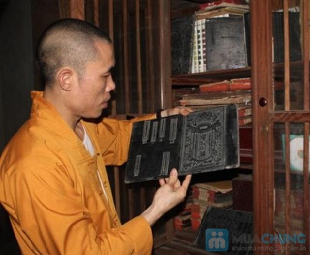 Du xuân về nguồn với Trung tâm phật giáo - Chùa Vĩnh Nghiêm, Đền lăng Thủy tổ Kinh Dương Vương và kinh đô Phật giáo Bắc Ninh. Chỉ 310.000đ - 3