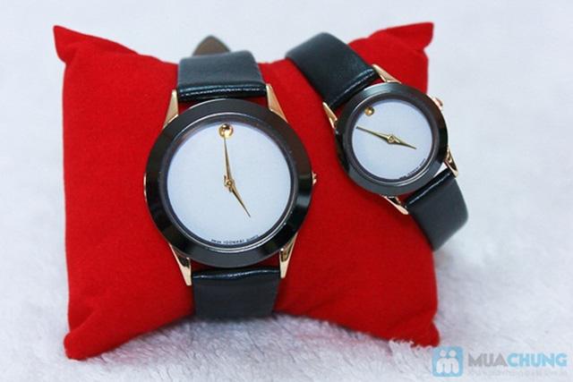 Đồng hồ đôi Baisuns - Món quà tuyệt vời cho tình yêu của bạn - Chỉ với 185.000đ/02 chiếc - 9