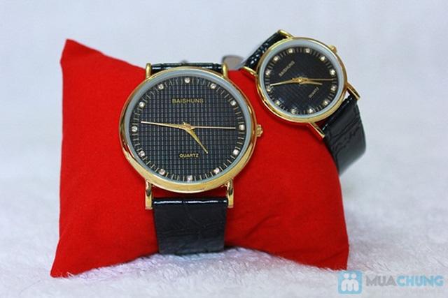 Đồng hồ đôi Baisuns - Món quà tuyệt vời cho tình yêu của bạn - Chỉ với 185.000đ/02 chiếc - 4