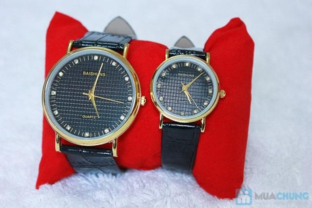 Đồng hồ đôi Baisuns - Món quà tuyệt vời cho tình yêu của bạn - Chỉ với 185.000đ/02 chiếc - 11