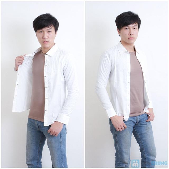 Bộ quần áo giữ nhiệt cho nam giới - 6